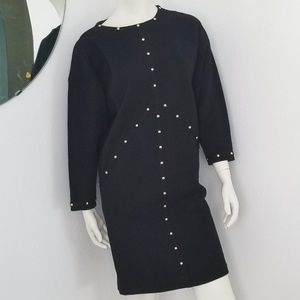 Vintage Sweater dress Adriana Papell